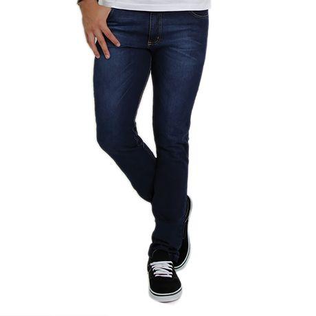 Calça Jeans Blue Rotadomar Wave Azul Denim