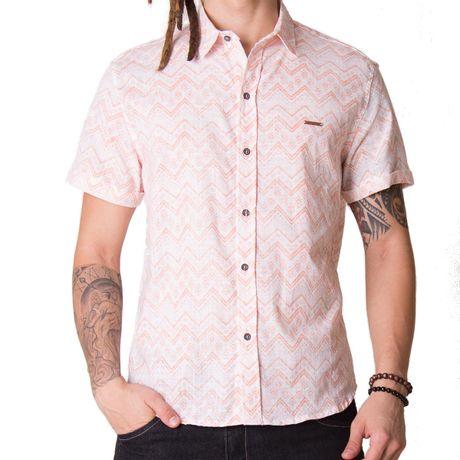 Camisa-Manga-Curta-Folinage-Laranja