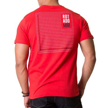 Camiseta-Manga-Curta-Adulto-Perspective-Vermelho-
