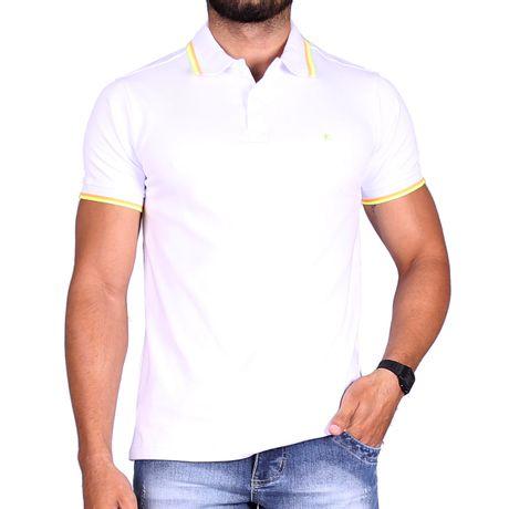 Camisa Gola Polo Rm Padang