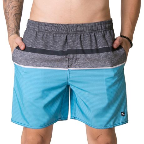 Short-Com-Elastico-Adulto-Feel-The-Breeze-Azul