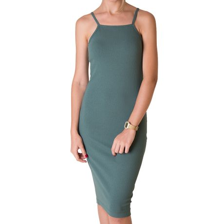 Vestido-Longo-Midi-Soho-Verde-