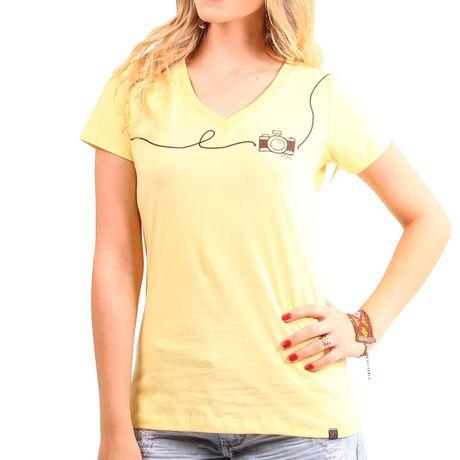 camiseta-manga-curta-feminina-photography-amarelo-