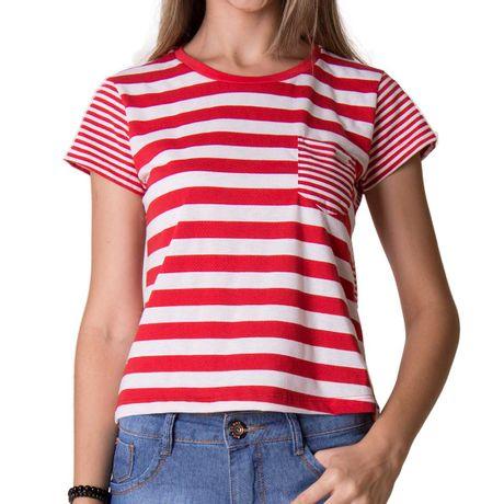 301628-camiseta-feminina-paradisiac-vermelho-frente