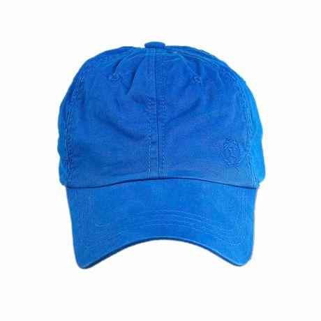 Bone-Lavado-Rota-do-Mar-Logo-Bordada-azul-frente