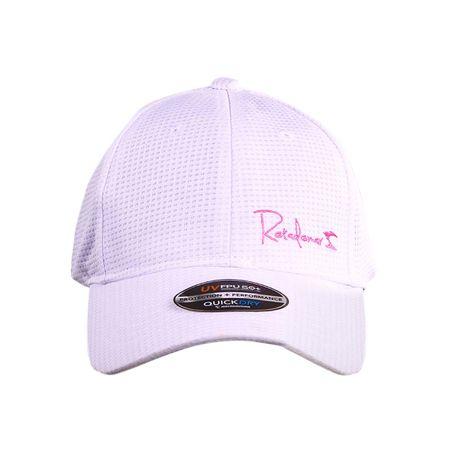 Bone-Protecao-UV-Rota-do-Mar-bordado-rosa-branco-frente