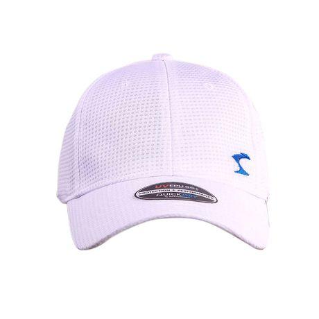 Bone-Protecao-UV-Rota-do-Mar-logo-azul-frente