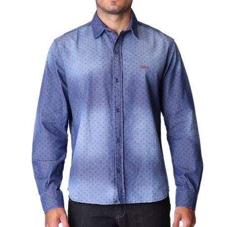 Camisa-Manga-Longa-Masculina-Enki-Teidaa-Azul-Denin