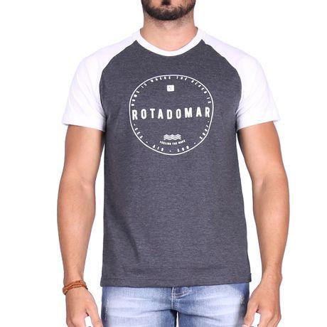 Camiseta-Manga-Curta-Adulto-Sea-Air-And-Sun-Preto
