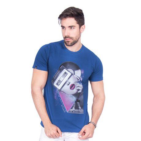 Camiseta-Manga-Curta-Rosto-Vinilico