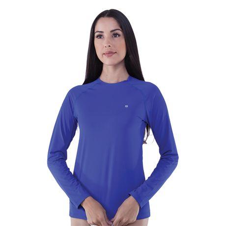 301455-Camiseta-manga-longa-feminina-com-protecao-azul-frente-2