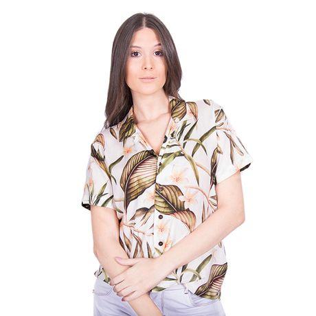 301729-camisa-manga-curta-folhagens-bege-frente
