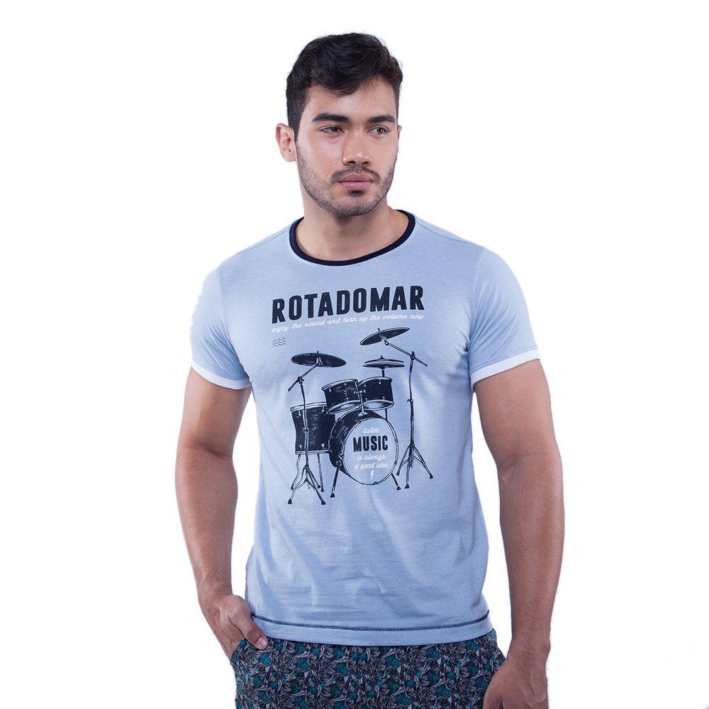 1ebb2171a Proteção Solar. Boné UV · Camiseta UV · Outlet · Rota do Mar · Masculino ·  Camiseta. Camiseta-Manga-Curta-Estampa- ...