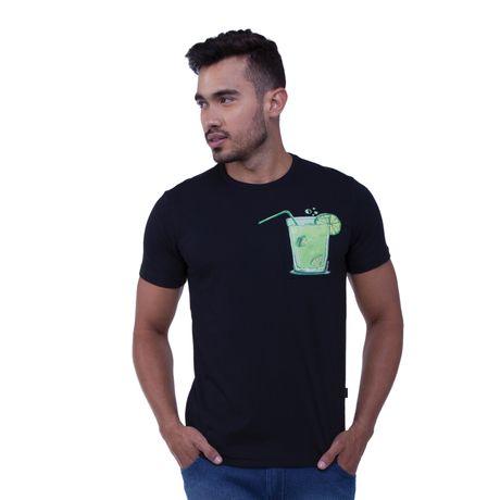 Camiseta-Estampada-Bolso-Divertido-Limao