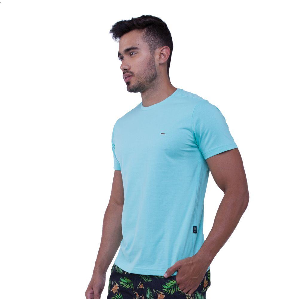 Camiseta Manga Curta Básica - Rota do Mar fac57f6422108