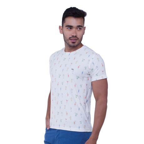 Camiseta-Manga-Curta-Estampa-Refrescos