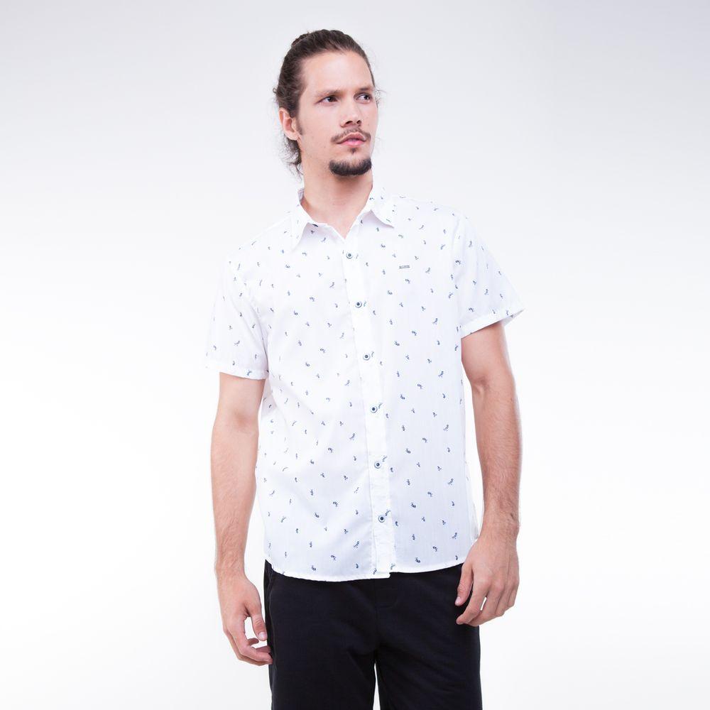 Camisa Manga Curta Grécia - Rota do Mar 270ea579ce422
