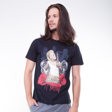 Camiseta-Manga-Curta-Musica-Urbana-