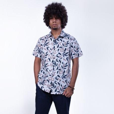 Camisa-Manga-Curta-Palm-Seasons