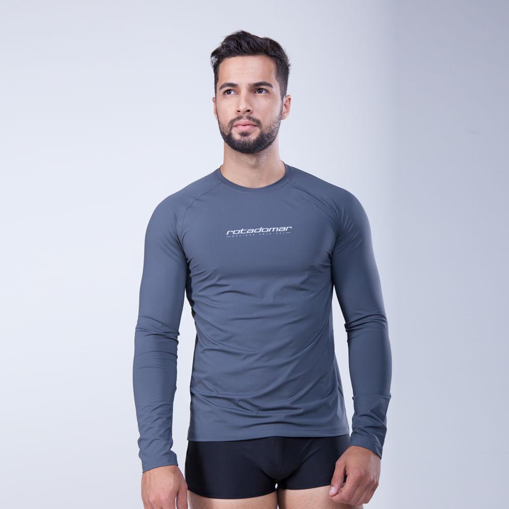 6558758b4a Camiseta Proteção UV 50+ Movidos Pelo Sol - Rota do Mar